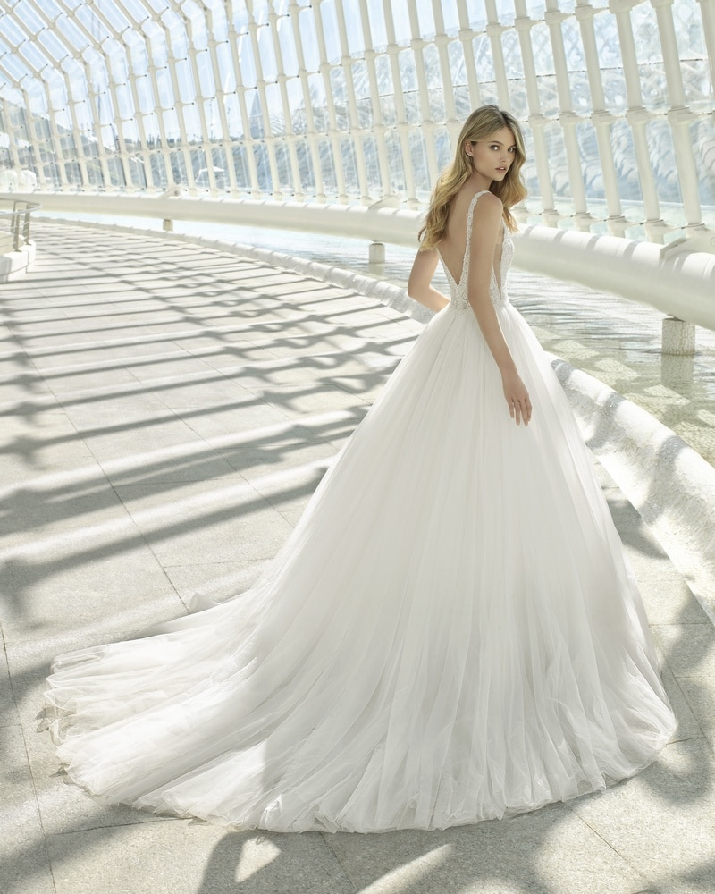 Rosa Clara Wedding Dress 2 De Tailles Fashion Dresses
