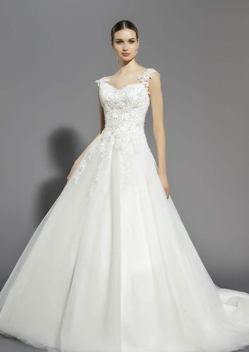 Champs Elysees Couture Nuptiale Marcy B