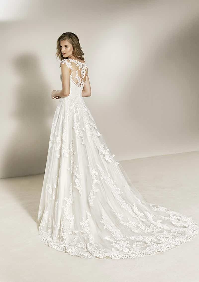 beauté acheter nouveau site réputé pronovias robe de soirée